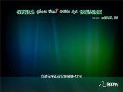 深度技术 Ghost Win7 64位 快速装机版 v2019.03