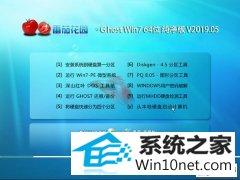 番茄花园 Ghost Win7 64位纯净版 v2019.05